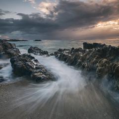 Mutton2 (Dusan R) Tags: sunrise seascape sunset sydney swell sky dusanr australia canon1635 canonmkiii canon leefilters textures beach vintage oceanbath rockpool rocks urban coffsharbour