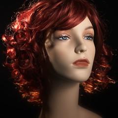 Low Key Portrait Practice C (jim.choate59) Tags: mannequin jchoate lightingpractice lowkey d610 on1pics