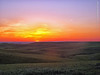 After sunset in the Flint Hills, 4 May 2017 (photography.by.ROEVER) Tags: wabaunseecounty kansas usa landscape prairie flinthills sunset aftersunset evening may 2017 may2017 scenic landscapephoto landscapephotograph landscapephotography hills skylineroad alma