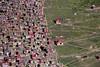 Larung Gar (luiebalazs) Tags: larungar china tibet buddhism tibetanbuddhism sertar seda 色达 cityscape landscape canon 6d canon6d architecture