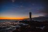 Waiting for the sunrise #3 (aotaro) Tags: jogashima lighthouse kanagawa sunrise seascape waves dawn ocean sky awasaki atdawn waitingforthesunrise japan sea