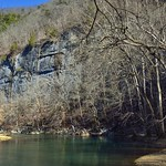 Bee Bluff and the Buffalo National River thumbnail