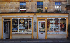 Shop Windows (Jocelyn777) Tags: stone shopwindows street villages towns historictowns bath england travel
