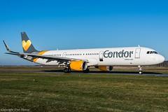 Condor D-AIAH (U. Heinze) Tags: aircraft airlines airways flugzeug planespotting plane haj hannoverlangenhagenairporthaj eddv nikon