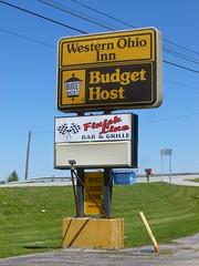 Budget Host Inn/former Best Western, Botkins, OH (02) (Ryan busman_49) Tags: budgethostinn best western motel lk restaurant vintage botkins oh ohio bestwestern ridiculouslyawesomesummer