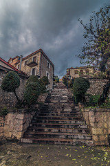 In the village (Vagelis Pikoulas) Tags: village arachova arakhova greece travel greek stairs december winter 2017 canon 6d tokina 1628mm landscape villagescape view explore europe