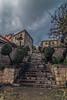 In the village (Vagelis Pikoulas) Tags: village arachova arakhova greece travel greek stairs december winter 2017 canon 6d tokina 1628mm landscape villagescape view explore europe