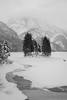 Rabeljsko (PicsbyGrega) Tags: alpe italija predel winter zima jezero italy rabeljskojezero lake alps julijskealpe julianalps snow sneg frozen frozenlake canoneos60d sigma1750mmf28exdcos