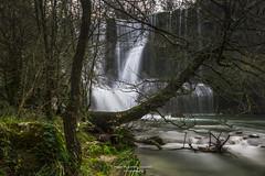 La Cascada Secreta (Paco Fuentes Vicario) Tags: cascada waterfall falls catarata río water river agua largaexposición bosque