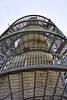 Observation Tower (thatSandygirl) Tags: arielfoundationpark foundationpark mountvernon ohio summer september outdoor tower smokestack perspective stairs staircase spiralstaircase stone observation