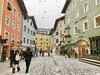 Kitzbühel, Austria (PMario7281) Tags: kitzbühel austria tirol snowing snow mountain