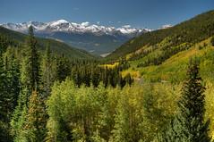 Mount Elbert (Ken Barber) Tags: colorado rockies rockymountains mtelbert fourteener sawatchrange aspen fallcolor