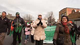 January 15, 2018 MLK Parade