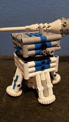 LOR2 (Daddy Ogre) Tags: r2d2 artoo lego technic cubesat lander