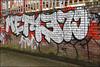 Met / Crept (Alex Ellison) Tags: met crept cbm eastlondon hackneywick urban graffiti graff boobs