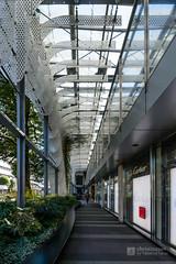 Arcade of Tamagawa Takashimaya SC (玉川髙島屋S・C本館) (christinayan01 (busy)) Tags: tokyo japan architecture building perspective department store takashimaya kengo kuma