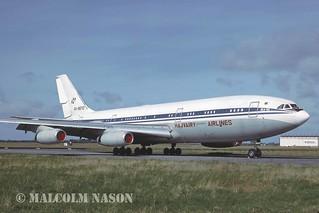 ILYUSHIN IL86 RA-86113 HAJVAIRY AIRLINES