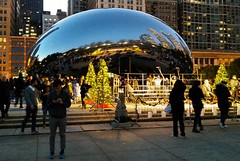 The Bean (uhhey) Tags: chicago bean ken