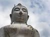 Buddha (Jon Stocks) Tags: thailand buddhism buddha statue asia white sky explore travel travelphotography tourism photography photo picoftheday photooftheday photoaday street streetphotography d7100 dailyphoto pai light clouds color colour nikon nikond7100