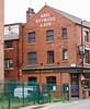Abel Heywood & Son, Manchester, UK (Robby Virus) Tags: manchester england uk unitedkingdom britain greatbritain abel heywood son boutique hotel pub boozer alcohol tavern bar sign signage brick wall