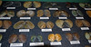 Freshwater bivalve shells (Holocene; midwestern USA) 3 (James St. John) Tags: freshwater clam clams shell shells bivalve bivalves