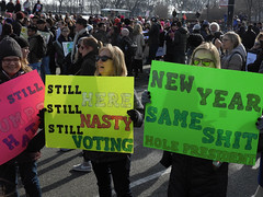 2018 Chicago Women's March (Chicago Man) Tags: johnwiwanski women's march global protest political politics demonstration women minorities disabled education healthcare environment republican president donald trumpgovernment chicago illinois us trump antitrump government