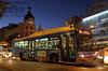 Por la calle de Alcalá... (Mariano Alvaro) Tags: bus emt autobus 146 madris metropolis edificio calle alcala luces noche trafico