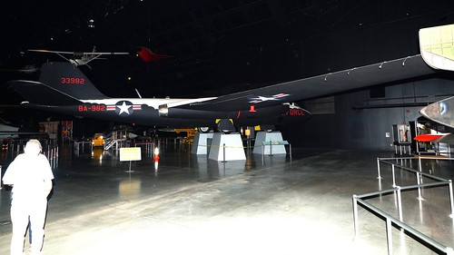English Electric Martin RB-57D (EB-57D) Canberra at Wright-Patterson