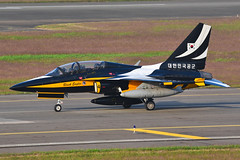 15-0083 (GuanCheng Wu) Tags: south korea air force aerospace t50b golden eagle rckh khh airport airplane t50