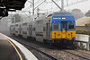 Passing Through (jamesmp) Tags: cityrail railcorp railcorporationofnewsouthwales silvervset vset commonwealthengineering agoninanandco electricmultipleunit intercitytrain transport travel bluemountains uprefuge lawson newsouthwales australia