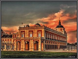 Una luz apasionada, sobre un lugar histórico