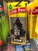 Black Ice, tree air freshener (CIAphotos) Tags: airfreshener treeairfreshener tree blackice littletrees deodorant scent
