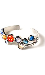 All planets Solar System Bracelet (mywowstuff) Tags: gifts gadgets cool family friends funny shopping men women kids home