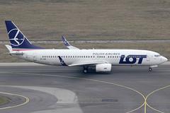 LOT Polish Airlines Boeing 737-89P SP-LWB (c/n 32800) (Manfred Saitz) Tags: vienna airport schwechat vie loww flughafen wien lot polish airlines boeing 737800 738 b738 splwb spreg