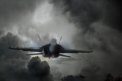 F/A-18 Super Hornet    ⚡ 💀 ⚡ (sugarbear1956) Tags: superhornet fa18 usn exoticimage netartii nikonflickraward diamondclassphotographer flickrdiamond flickrestrellas saariysqualitypictures flickrunitedaward