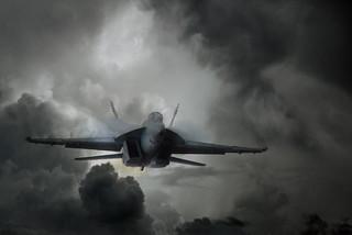 F/A-18 Super Hornet    ⚡ 💀 ⚡