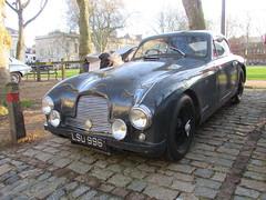 Aston Martin DB2 LSU996 (Andrew 2.8i) Tags: avenue drivers club adc bristol queen queens square breakfast classic classics car cars sportscar davidbrown aston martin db db2 coupe british sports saloon uk unitedkingdom