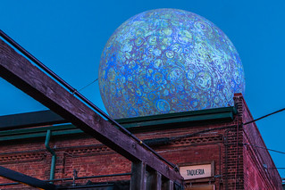 Moonburn - Stichting Barstow @ Toronto Light Fest