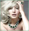 Monica Vitti 1931 - (oneredsf1) Tags: actress italian colorized vitti monica portrait