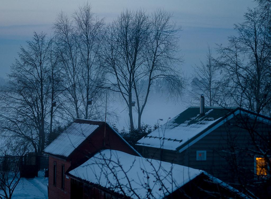 фото: Winter near Moscow