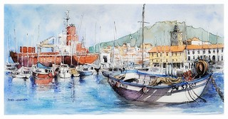 Port Vendres - Occitanie - France
