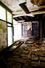 Falls Apart (Thomas Hawk) Tags: arcadebuilding missouri stlouis usa unitedstates unitedstatesofamerica abandoned fav10