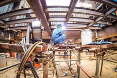 Welder (Michel-Michel) Tags: work steel industry worker welder