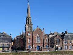 The Free Church, Inverness Feb 2018 (BB Perth) Tags: church scotland inverness