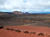 Timanfaya (ExeDave) Tags: p4032926 parquenacional pn timanfaya nationalpark np islotedehilario lanzarote sw canaryislands spain volcanic landscape lava field volcano coast sea rutadelosvolcanes april 2016 holiday iucn categoryii montañasdelfuego elfuego mountains malpaís badlands archipelago