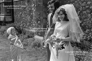 1970s WEDDING RITUAL ROLLING PIN LUCKY CHARMS UK