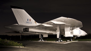 Vulcan B Mk2 XM603 @ Avro Heritage Museum 09-11-2017