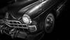 MOTORFEST '17 (Dave GRR) Tags: auto automobile vehicle mono monochrome chrome old retro vintage cadillac show motorfest olympus omd em1 1240
