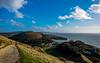 The path we trod (Peter Leigh50) Tags: dorset countryside coast sea seascape landscape hills cliff sky clouds fujifilm xt10 fuji