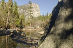 Mirror Lake II (rschnaible (Not posting but enjoying your posts)) Tags: yosemite national park us usa sierra nevada mountains outdoor hike hiking west western california mirror lake area